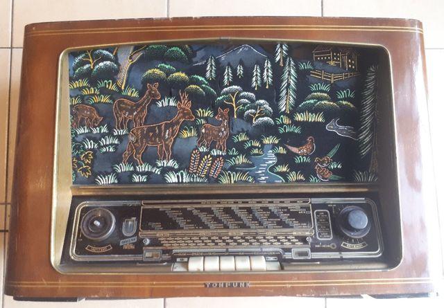 Radio lampowe TONFUNK