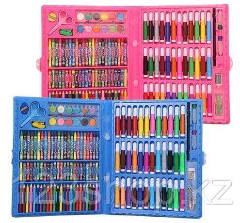 Набор для рисования в чемодане 86 предметов