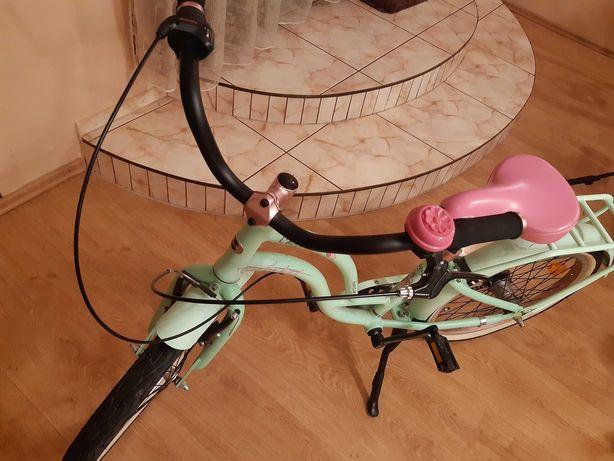 Rower dla dziewczynki Medano Artist Cocco