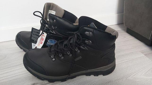 Regatta Kota Leather Mid RMF541 skórzane buty męskie 42