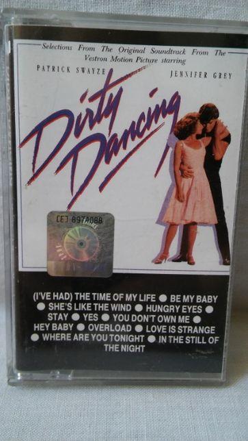 Kaseta magnetofonowa Dirty Dancing muzyka z filmu