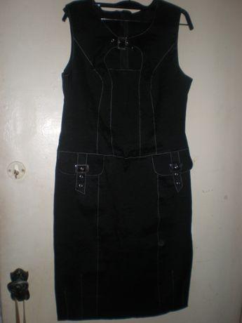 """Платье черное """"футляр"""""""