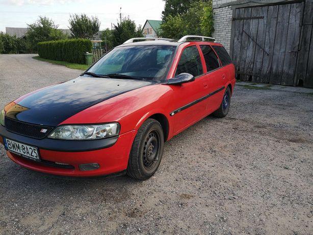 Opel Vectra B 2.0 16v uszkodzony silnik
