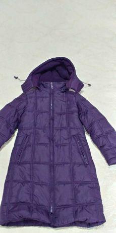 Зимнее пальто 128/134