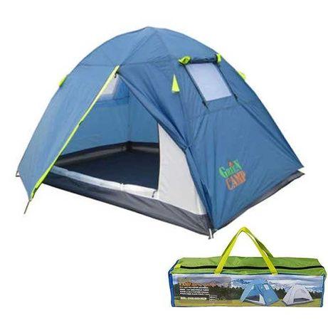 Палатка 2-х , 3-х , 4-х местные GreenCamp