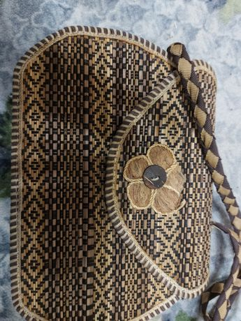 Этно Сумка или клатч плеть.