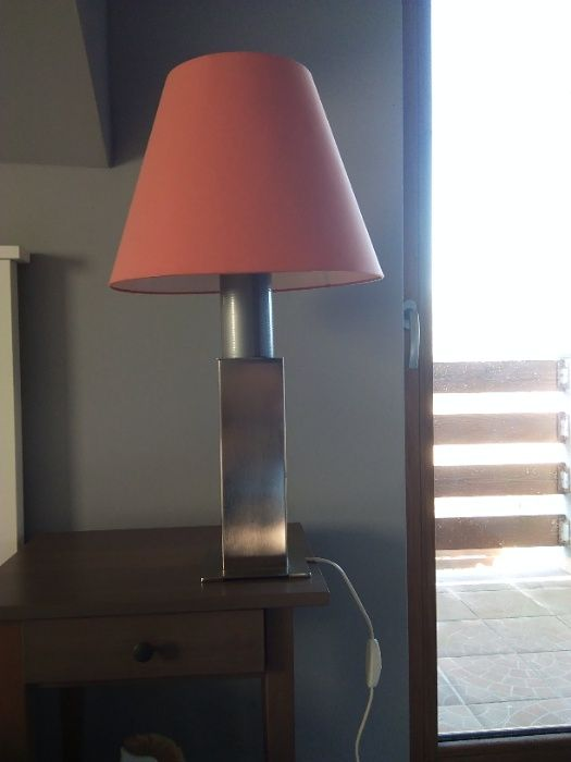 lampa ikea ze stali nierdzewnej Pielgrzymowice - image 1