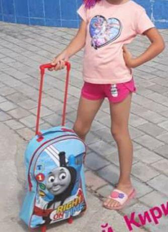 Детский чемодан Томас