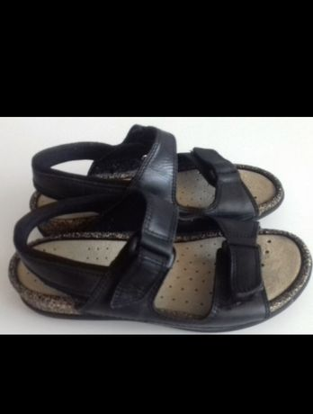 Skórzane sandały ECCO rozmiar 39