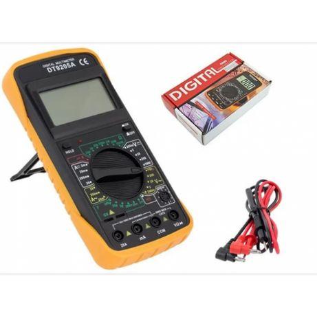 Мультиметр DT-9205A цифровой 400 гр