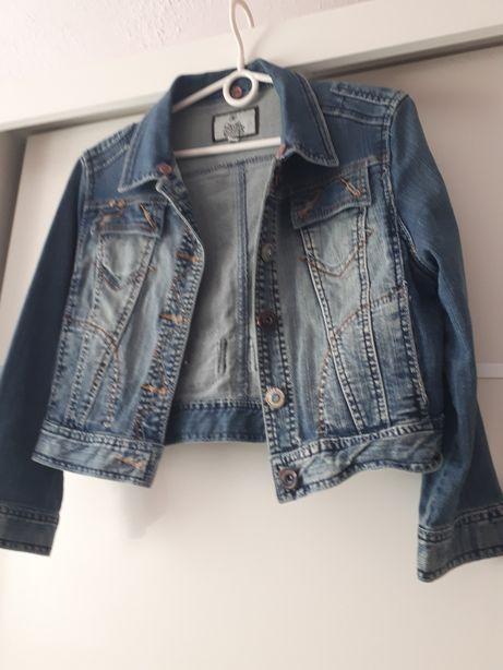 Kurtka/katana jeansowa