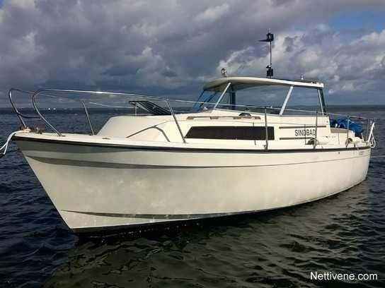 Formy łodzi Bonum 25AK