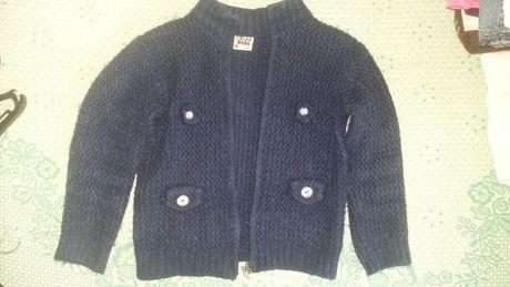 Кофта светр на 3-5 років