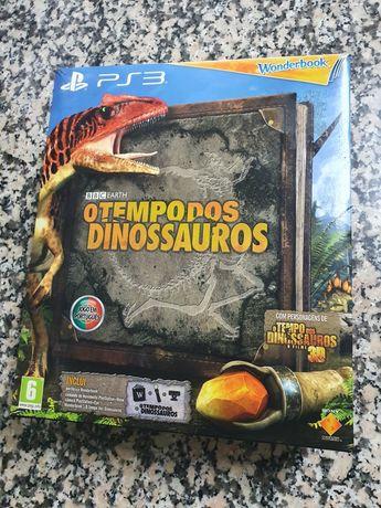 Jogo O Tempo dos Dinossauros  PS3