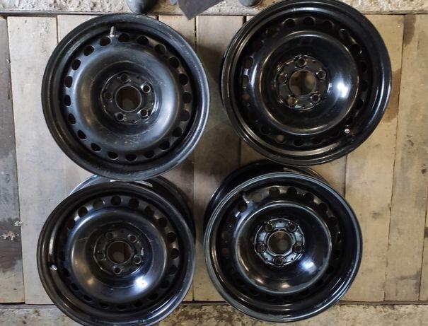 Диски стальные KFZ, R16, PCD 5 112, dia 66,6