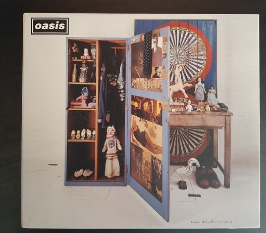 "Oasis ""Stop the Clocks"" 2 CD + DVD"