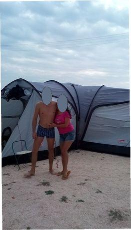 coleman палатка 9-ти местная