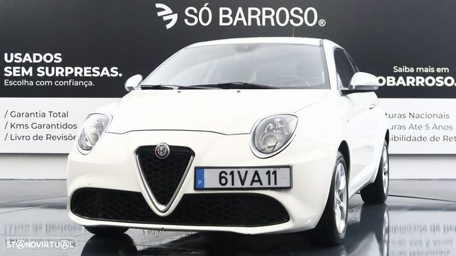 Alfa Romeo MiTo 0.9 T TwinAir Urban
