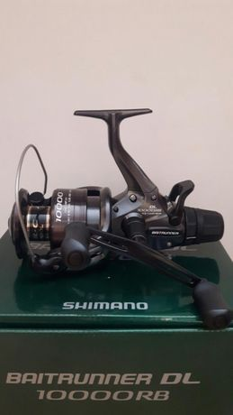 Kołowrotek Shimano Baitrunner DL-RB 10000