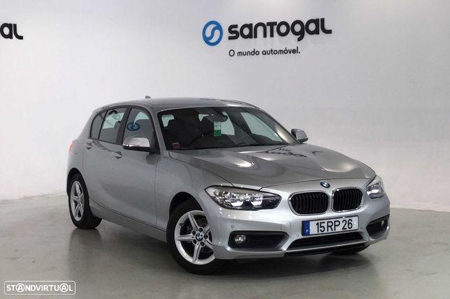 BMW 116 (116 d EDynamics Advantage)