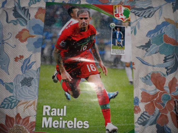 Poster Raul Meireles