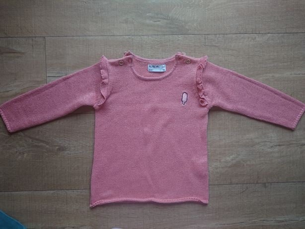 Sweterek 5.10.15 rozmiar 86
