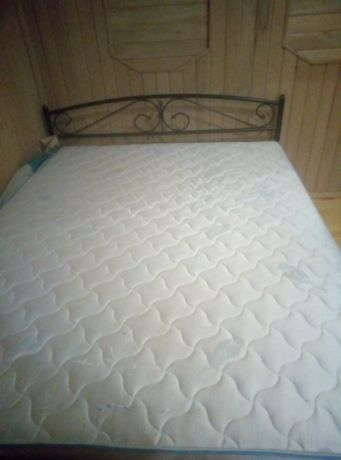 кровать +матрас ортопедический