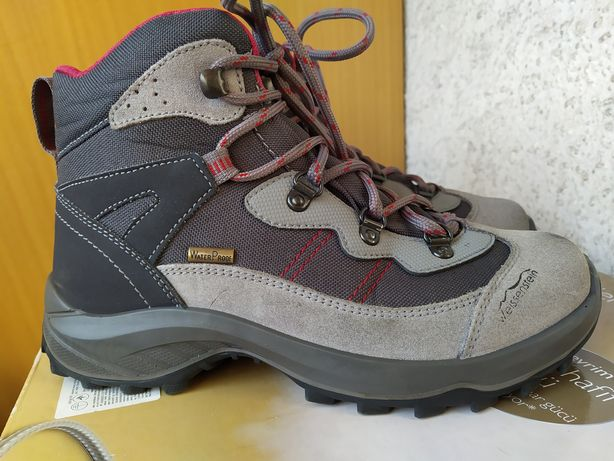 Трекинговые Кроссовки ботинки от Weissenstein р.37(UK4) Lowa Meindl