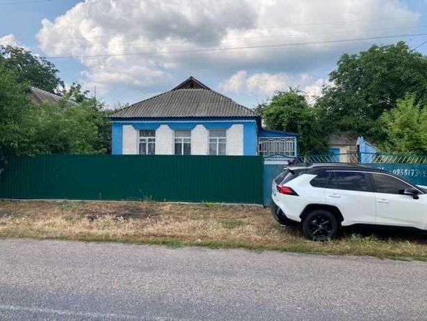 Продам дом с. Ивановка Белоцерковский р-н 70км от Киева