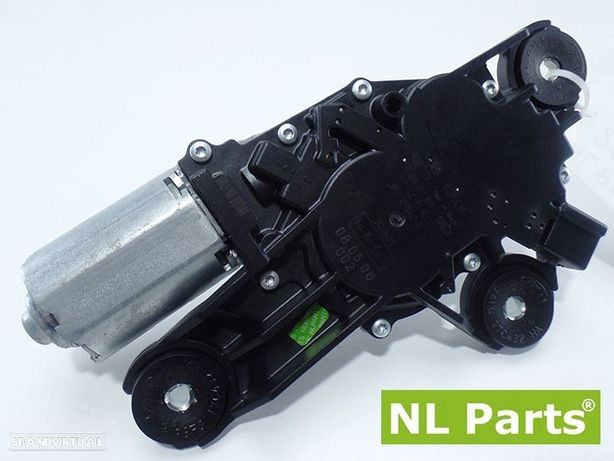 Motor do limpa vidros Ford Focus 3m51-r17k441-af