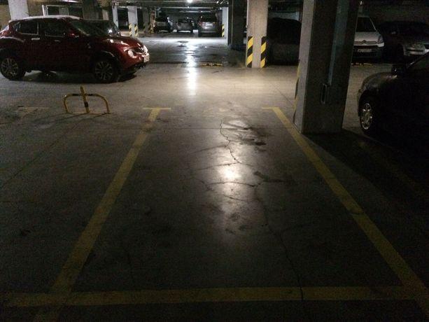 Jeżewskiego 3a - sprzedam miejsce postojowe w garażu podziemnym