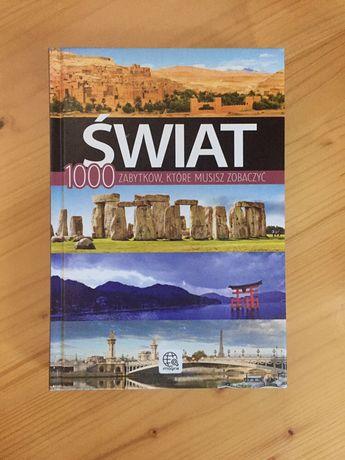 Świat 1000 zabytków, które musisz zobaczyć