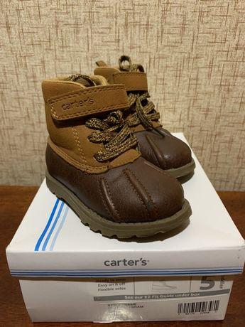 Ботинки на мальчика Carter's