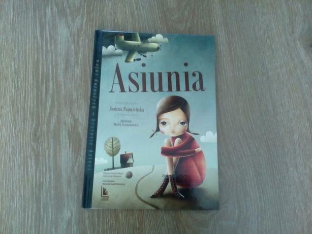 Asiunia - Joanna Papuzińska