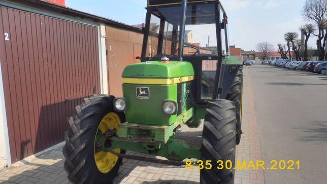 Ciągnik traktor John deere 1640 oryginał