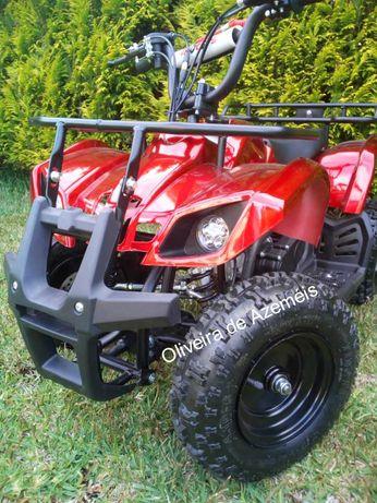 Mini moto4 gasolina para crianças Motas novas