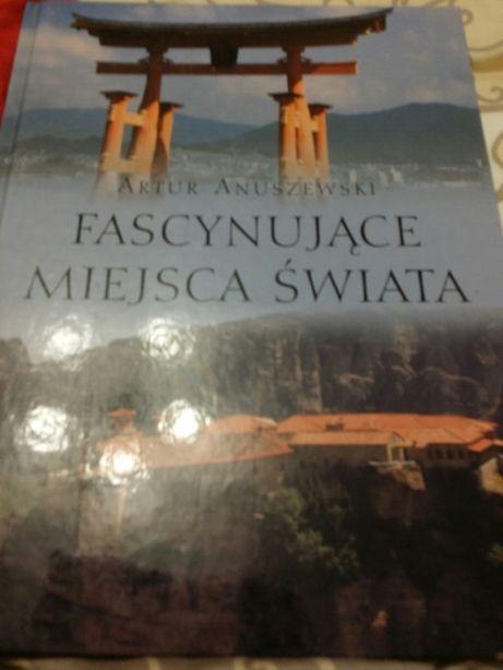 Album fascynujace miejsca świata, Anuszewski