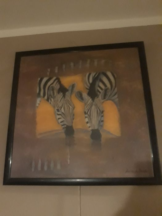 Obraz Anita de harde  zebra zebry Warka - image 1
