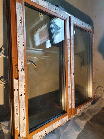 Okno 3 szybowe Energy 160x140 winchester
