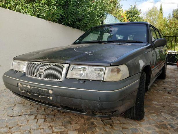 Volvo 960 24V Auto 3.0i 1995, Volvo S40 1.6i 2000 Para Peças
