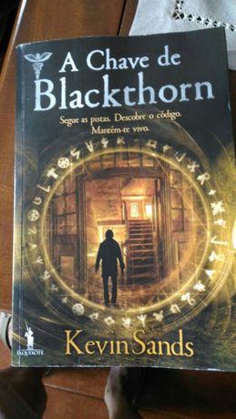 A Chave de Blacktorn - Kevin Sands