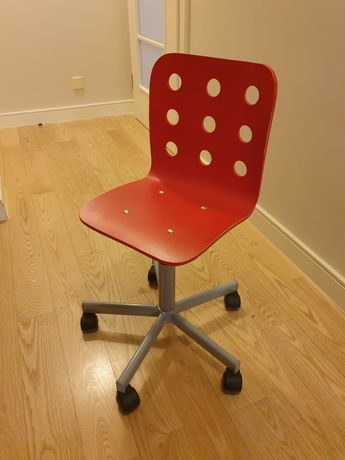 Mrzesło dzieciece biurkowe IKEA JULES