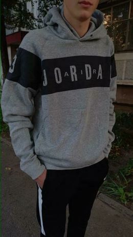 Худи, кофта nike air Jordan