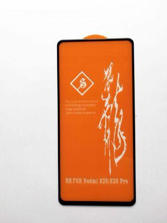 Szkło hartowane do Xiaomi Mi 9T/ redmi K20/K20 pro   4 szt.