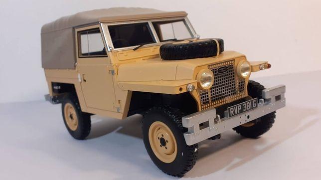 1/18 LandRover Lightweight Series IIA - BoS Models