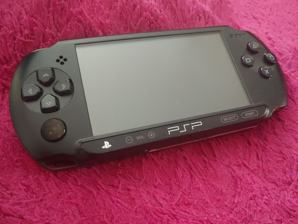 PSP mało używane