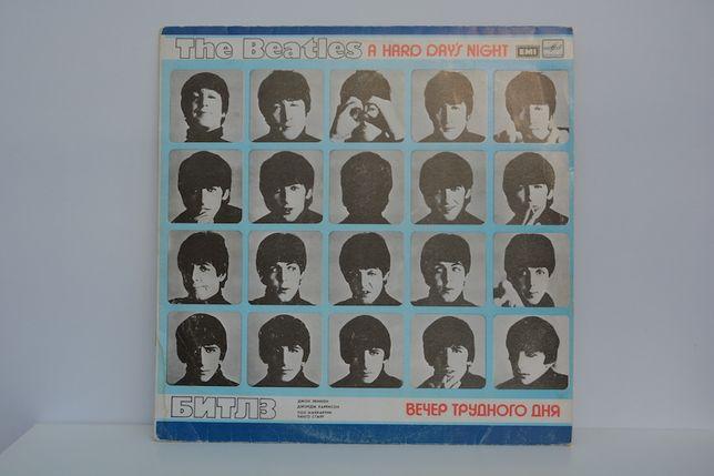 płyta winylowa The Beatles