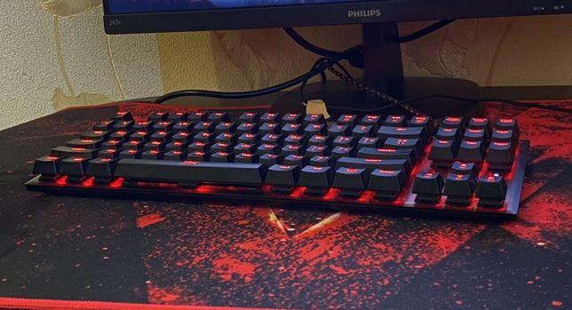 Продам HyperX Alloy FPS Pro Cherry MX Red