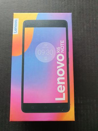 Lenovo K6 Note pudełko
