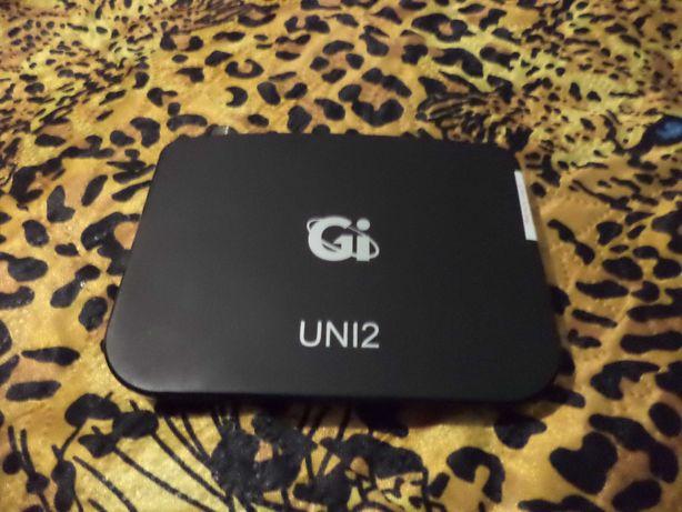 т2 тюнер на андроид GI UNI 2 на запчасти или востановление